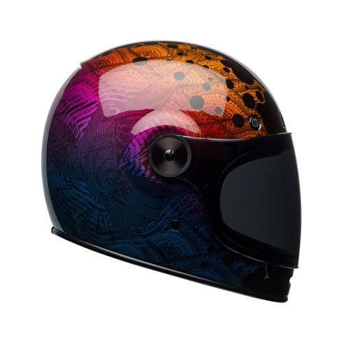 Bell Bullitt SE Hart Road Helmet - Luck Metallic Bubbles