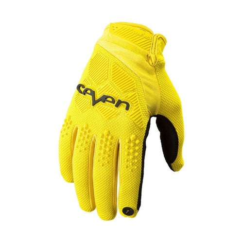 Seven 19.1 Rival Motocross Gloves - Yellow