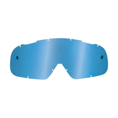 Shift Whit3 Label Coloured Motocross Goggle Lense - Blue