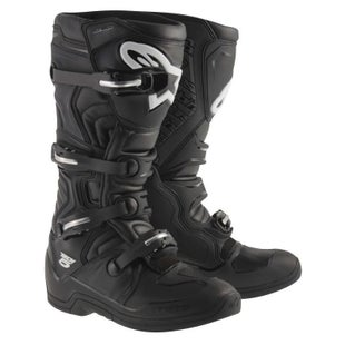 Botas MX Alpinestars Tech 5 - Black