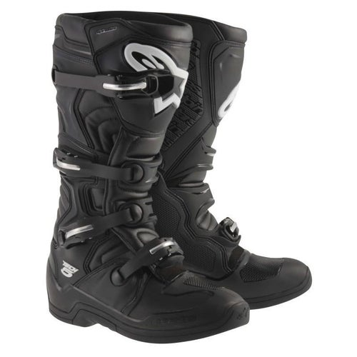 Alpinestars Tech 5 Motocross Boots - Black