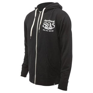 Fasthouse 805 Zip Up Zip Hoody - Black