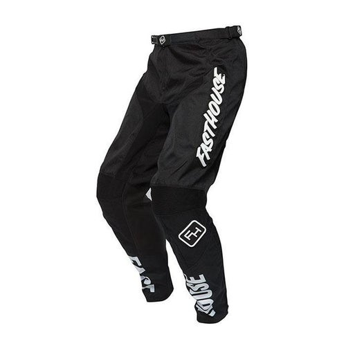 Fasthouse Grindhouse Youth Motocross Pants - Black