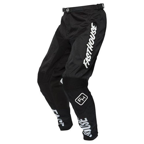 Fasthouse Grindhouse Motocross Pants - Black