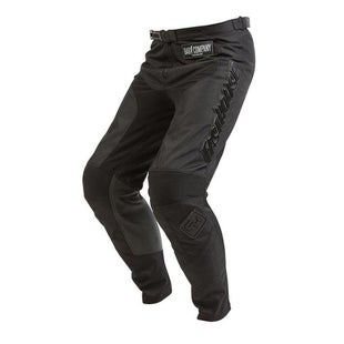 Fasthouse Grindhouse Motocross Pants - Solid Black