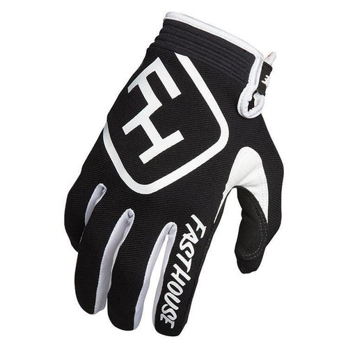 Fasthouse Speed Style Motocross Gloves - Black