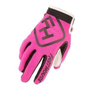 Fasthouse Speed Style Motocross Gloves - Pink