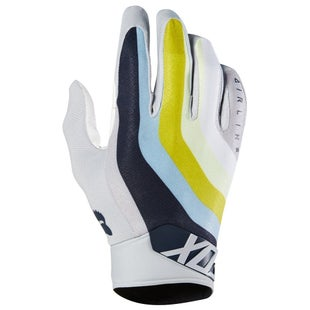 Fox Racing Airline Draftr Motocross Gloves - Light Grey