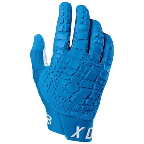 Fox Racing 360 Grav Motocross Gloves - Blue