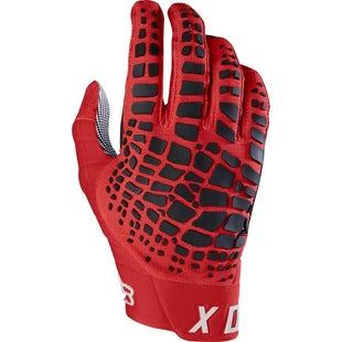 Fox Racing 360 Grav Motocross Gloves - Red