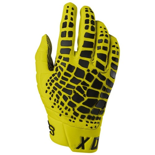 Fox Racing 360 Grav Motocross Gloves - Yellow
