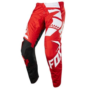 Fox Racing 180 Sayak YOUTH Motocross Pants - Red