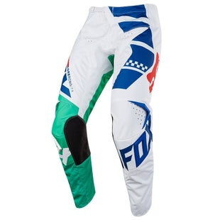 Fox Racing 180 Sayak YOUTH Motocross Pants - Green