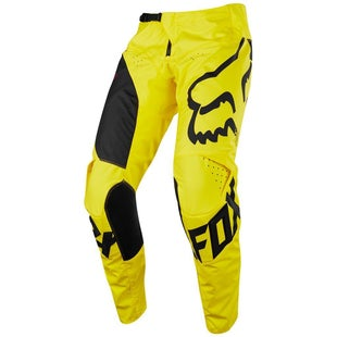 Fox Racing 180 Mastar YOUTH Motocross Pants - Yellow