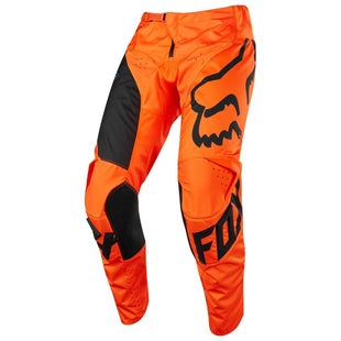 Fox Racing 180 Mastar YOUTH Motocross Pants - Orange