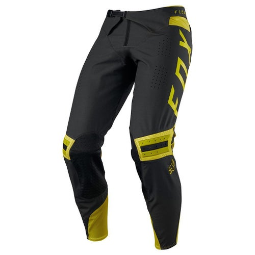 Fox Racing Flexair Preest Motocross Pants - Dark Yellow