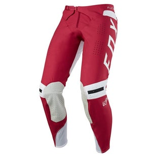 Fox Racing Flexair Preest Motocross Pants - Dark Red