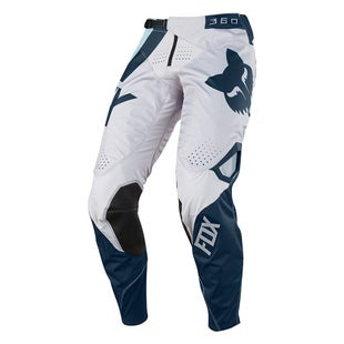 Fox Racing 360 Draftr Motocross Pants - Light Grey