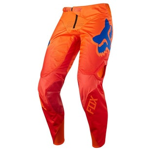 Fox Racing 360 Viza Motocross Pants - Orange