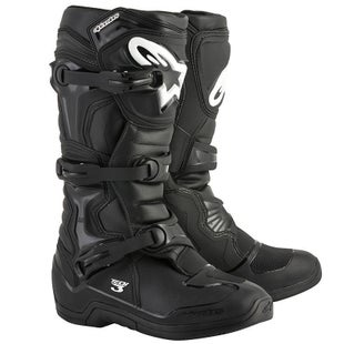 Botas MX Alpinestars Tech 3 - Black