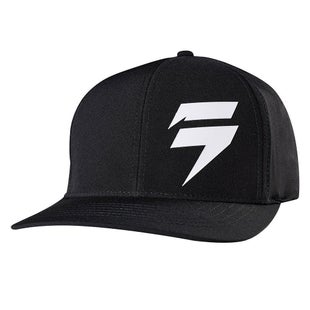 Shift 3LUE LABEL Flexfit Hat Cap - Black