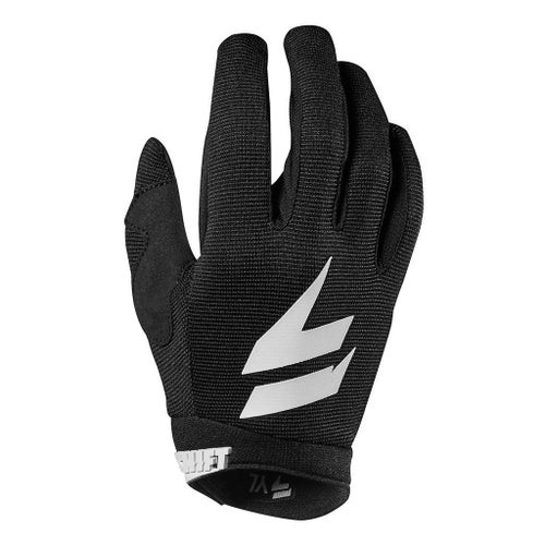 Shift Whit3 Label Air YOUTH Enduro and Boys Motocross Gloves - Black