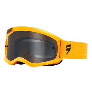 Shift WHIT3 LABEL Motocross Goggles - Yellow