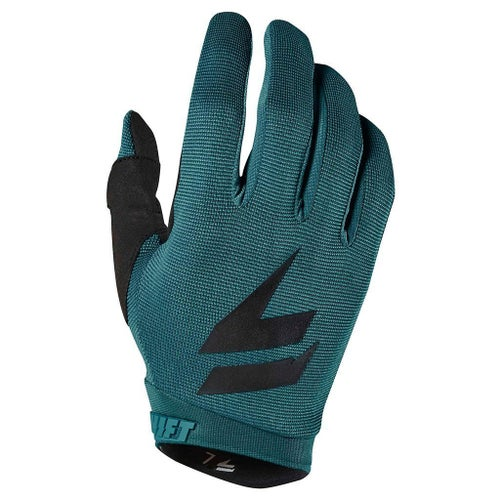 Shift WHIT3 LABEL Air Motocross Gloves - Teal