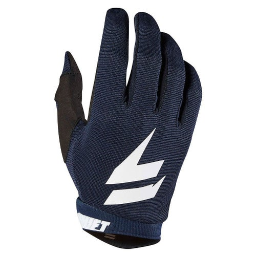 Shift WHIT3 LABEL Air Motocross Gloves - Navy