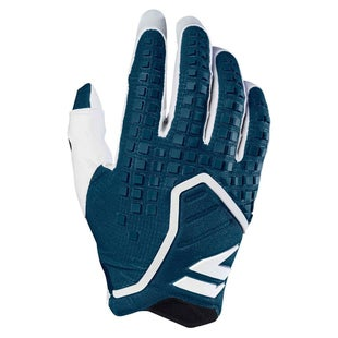 Shift MX 3LACK LABEL Pro Motocross Gloves - Navy