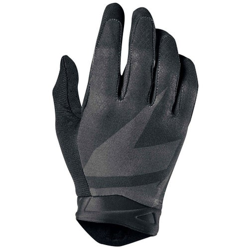 Shift SMX 3LACK LABEL Air Motocross Gloves - Black