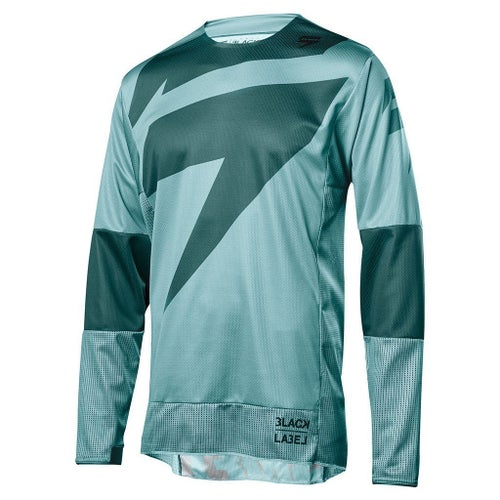 Shift MX 3LACK LABEL Mainline Motocross Jerseys - Teal