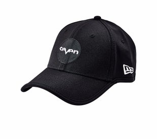 Seven Casual 171 New Era Sport Stretch Fit Cap - Black
