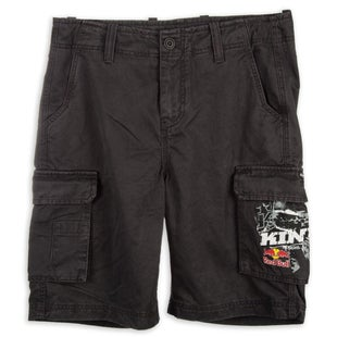 Kini Red Bull Cargo Walk Shorts - Dark Grey