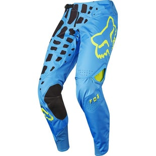 Fox Racing 360 Grav Motocross Pants - Blue