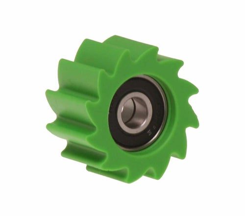 RFX Race38mm Kawasaki KXF250 450 0714 Chain Roller - Green