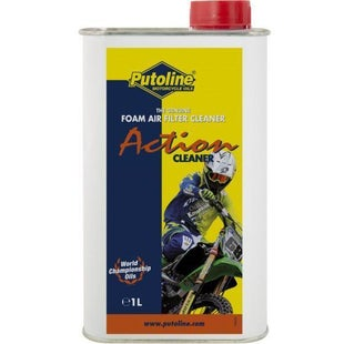 Air Filter Cleaner Putoline Action Cleaner 1 Ltr - Clear