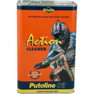 Air Filter Cleaner Putoline Action Cleaner 4 Ltr - Clear