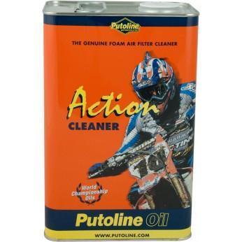 Putoline Action Cleaner 4 Ltr Air Filter Cleaner - Clear
