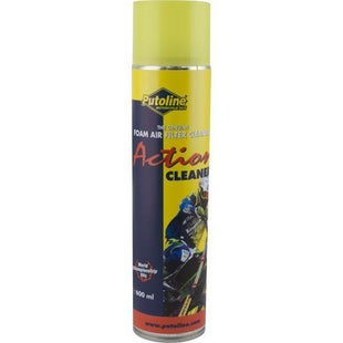 Air Filter Cleaner Putoline Action Cleaner Aerosol 600ml - Clear