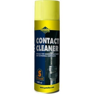 Putoline Contact Cleaner Aerosol 500 Ml Moisture Displacer - Clear