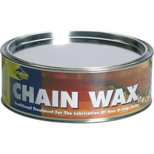 Chain Lube & Cleaning Putoline Chain Wax 1 Kg - Clear