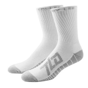 Calcetines Troy Lee Factory Crew 3 Pack - White