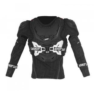 Protection pour Torse Leatt Body Protector 5.5 - Black