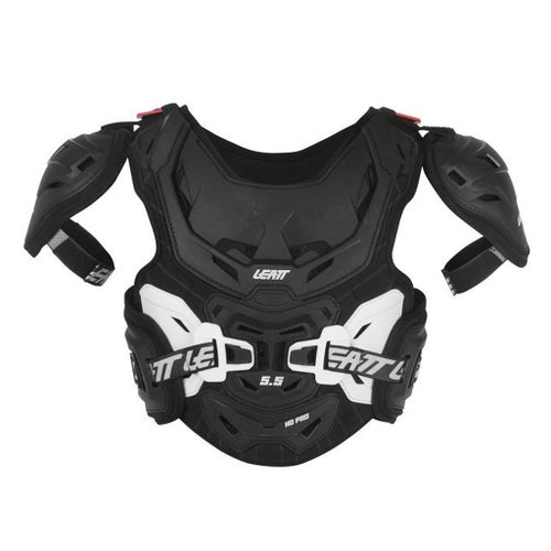 Chest Protection Leatt 5.5 Pro HD MX Motocross and Enduro - Black