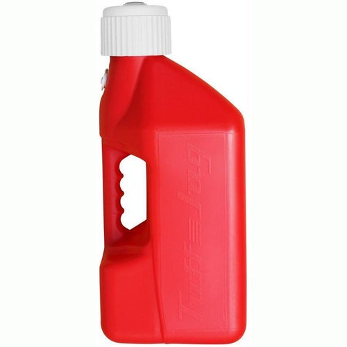 Tuff Jug 10 Litre Motocross and Enduro ReFuelling Can and Cap Only Fuel Can And Refueling - Red