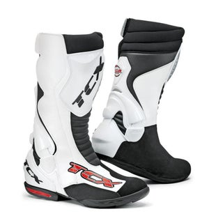 TCX Speedway Motocross Boots - White