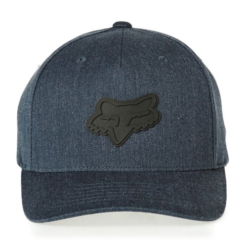 Fox Racing Heads Up 110 Snapback Cap - Navy