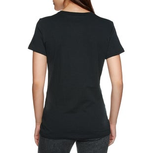 Fox Racing Drips Crew Short Sleeve T-Shirt - Blk