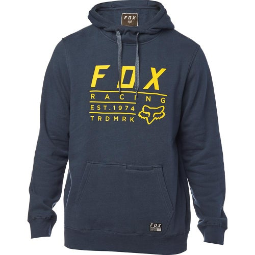 Fox Racing Lockwood Pullover Hoody - Navy